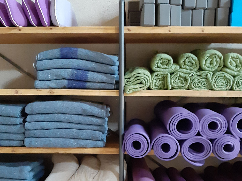 Ruimte voor yoga meditatie De Zolder